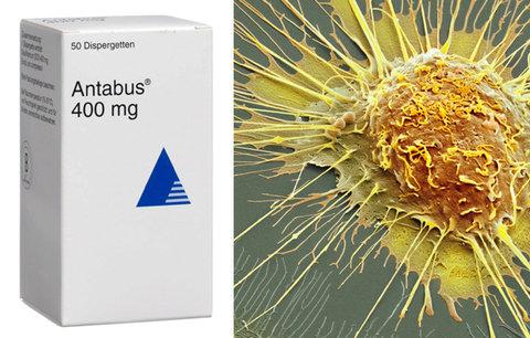 Průlomový objev vědců z Olomouce: Antabus poráží rakovinu!