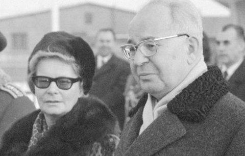 Viera Husáková: Intelektuálka na Hradě, která tragicky zahynula