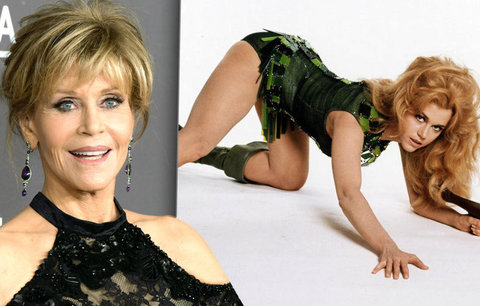 Vesmírná striptérka i královna aerobiku: Jane Fonda slaví 80