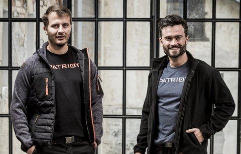 Oblečení Patriot: vybavte se na zimu (nejen) v dílně!