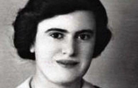Dora Pešková: Mrtví leželi mezi živými, živí neměli sílu vstát, tak líčí koncentrák
