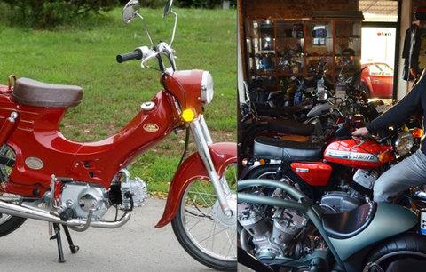 Motocyklová legenda Pionýr se bude zase vyrábět! Kvůli EU ale dostane elektromotor