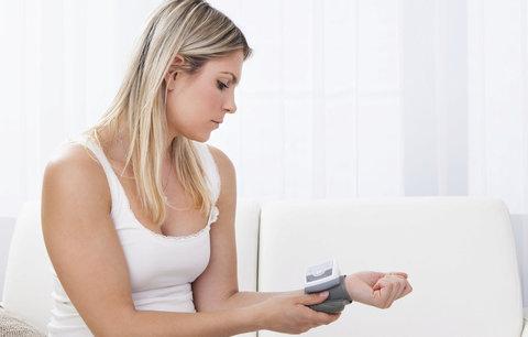Zázrak! Jednoduchý trik sníží krevní tlak za jednu minutu
