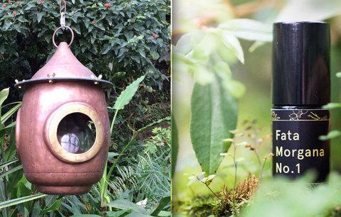 V botanické zahradě visí tajemná směs parfému. Vonná stezka se probouzí k životu