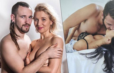 Učitelé sexu Martin a Lucie: Učí lidi, jak mít pořádný sex, sami si ale prošli problémy