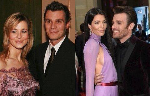 Svatba Leoše Mareše: Jak se od sebe liší jeho dvě osudové Moniky?