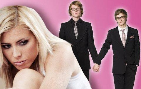 Drsná pravda: Můj muž je gay!