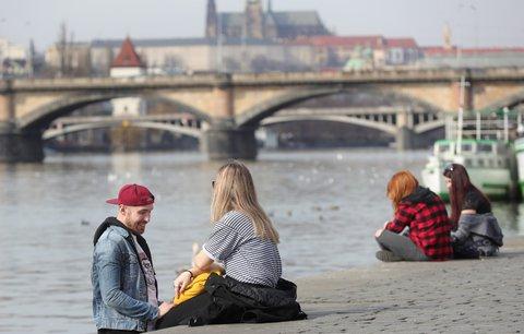 Po Velikonocích bude až 20 °C. Na začátku dubna se konečně zahřejeme