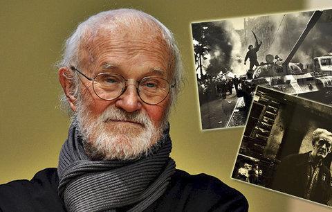 Fotograf Koudelka slaví svých 80 let výstavou: Vzpomíná na vpád vojsk Varšavské smlouvy i na osamocení v exilu