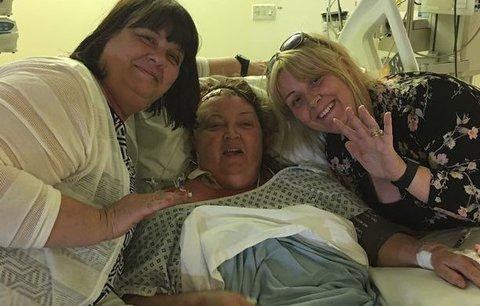 Matka pěti dětí trpěla, doktoři ji nebrali vážně. Nádor na mozku našli po letech