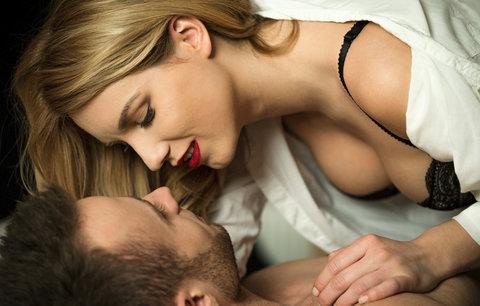 Kam to máte nejraději? Ženy přiznaly, kam nechají partnera nejčastěji vyvrcholit