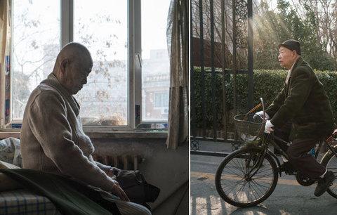 Strach ze smrti v osamění: Senior se chtěl nechat adoptovat