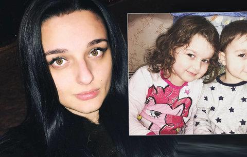 Hvězdě Instagramu došly peníze: Elena (27) uškrtila své děti, aby si mohla dál užívat
