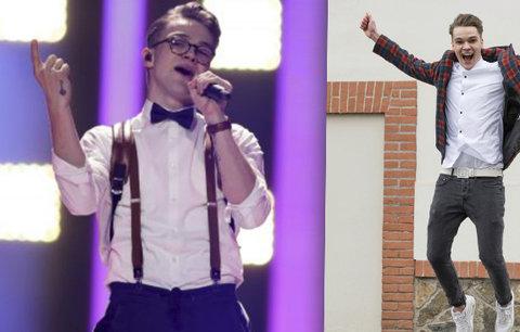 Mikolas Josef už dnes ve finále Eurovize: Píseň našel v kredenci!
