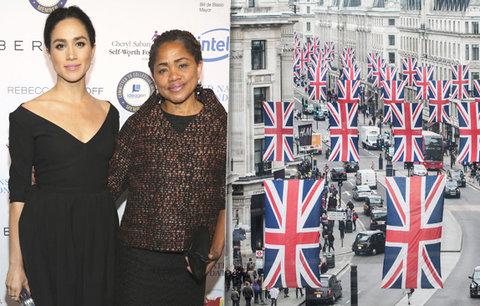 """Dva dny do svatby britského prince Harryho: Rodinu Meghan čeká """"školení""""!"""