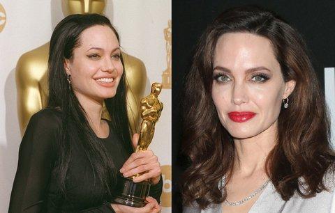 Angelina Jolie vystřídala gotiku elegancí: Co ovlivnilo její styl?