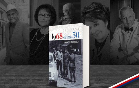 Recenze: 1968 očima 50 je večerní vzpomínání z masa a krve, bez patosu