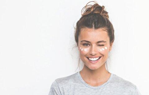 6 jednoduchých triků, jak se správně starat o pleť
