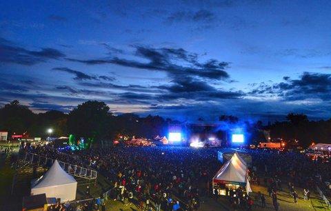 Výstaviště zaplnili hudební fanoušci: Metronome Festival jede v plném proudu