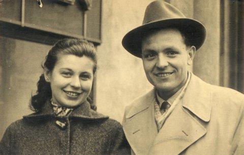 Milena Blatná: Politickým vězňům dělala spojku. Jeden z nich se později stal jejím manželem