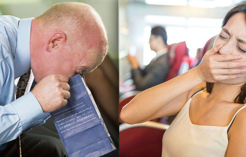Zvracení, závratě i pocení. Jak se připravit na cestovatelskou nevolnost?