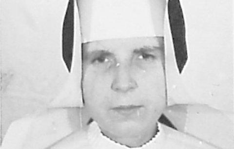 Terezie Edgina Bílková: Na Vánoce poslali jeptišku do vězení. Ukrývala kněze, po kterém pátrala StB