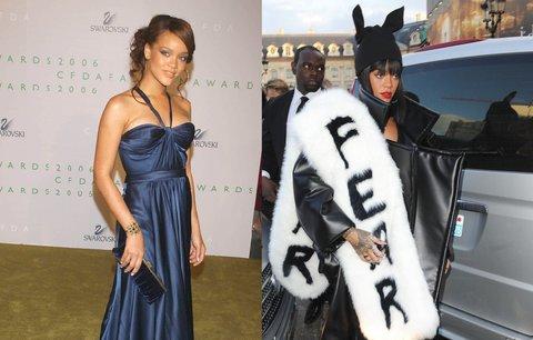 Rihanna i Kristen Stewart: Celebrity, které jsou bez módního poradce ztracené