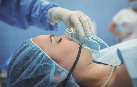 Vše, co potřebujete vědět o narkóze! Jak probíhá anestezie?