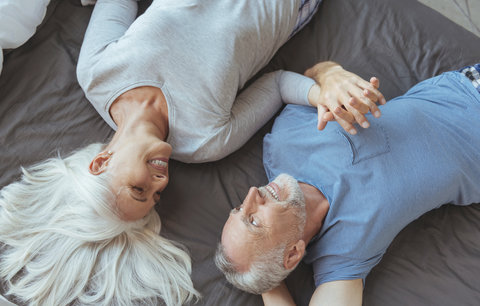 Myslíte, že jste na sex stará? Těchto 5 důvodů vás přesvědčí, že si můžete ještě pořádně užít!