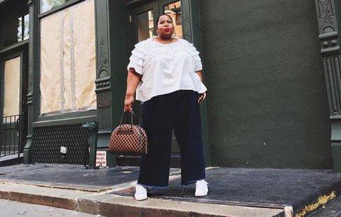 Blogerce došla trpělivost: Fotografové fotí jen hubené ženy!
