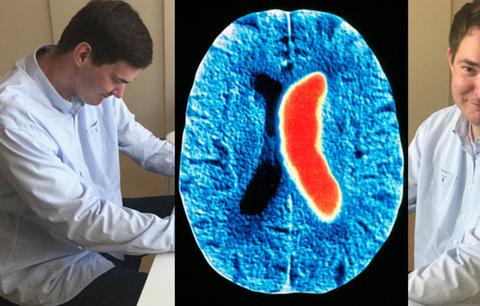 Zdeněk (40) prodělal mrtvici, lékaři ho odepsali: On se znovu naučil chodit i mluvit