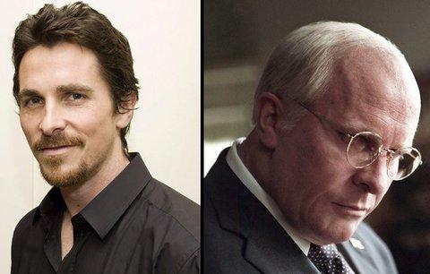 Christian Bale vypadá strašně! Extrémně přibral kvůli nové roli