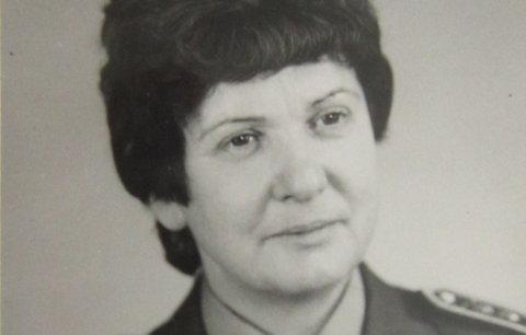 Jana Andrlíková: V 16 letech vstoupila do armády a zažila obsazení letiště Hradčany v roce 1968