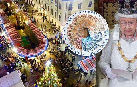 Jak se slaví Vánoce v Evropě? V Británii byly zakázané, ve Španělsku rozdávají miliardy