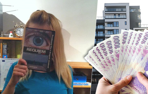 Rebeka (25) o poměrech v bankách: Kvóty na milionové úvěry za plat skladníka