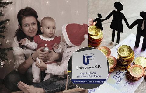 Viktorii nepřišla pět měsíců mateřská a zuří: Jako samoživitelka skončím na ulici