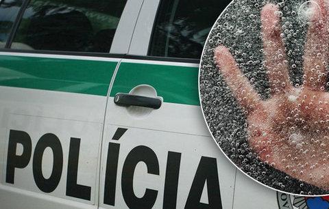 Děsivý nález v zamrzlém potoce: Z ledu trčela lidská ruka!