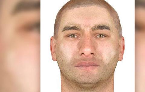 Dívku (27) odtáhl do lesíku a znásilnil: Policie pátrá po tomto muži!