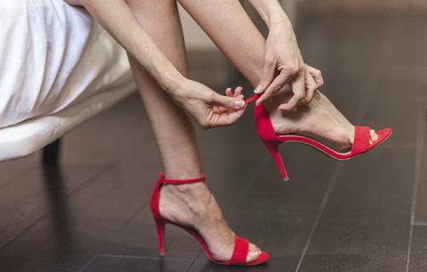Sexy boty jako stvořené pro valentýnskou noc! Vyberete si?