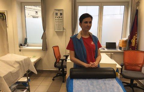 Ostravská lékařka pomáhá bezdomovcům: Ošetřuje lidi z ulice a vyráží za nimi i do terénu