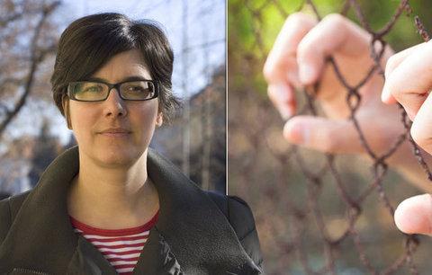 """""""Není to příjemné místo,"""" říká o vězení Gabriela (39), která pomáhá bývalým vězeňkyním"""