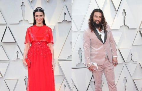 Šaty z Oscarů 2019: Kdo si letos utrhl ostudu?