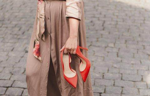 Nesnesete podpatky? Tyhle boty můžete nosit do práce i do města!
