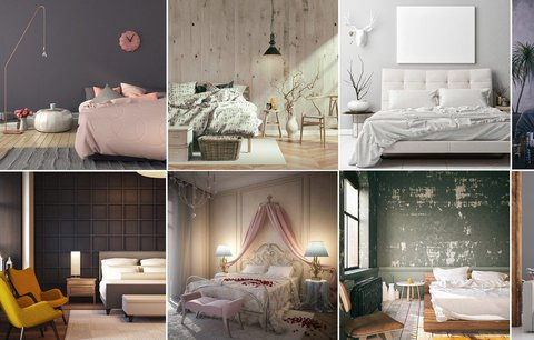 Test osobnosti: Jací jste v posteli? Vyberte si takovou, která je vám sympatická, a dozvíte se to!