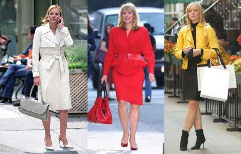 Samantha Jones a její dokonalé outfity do práce! Tohle si teď můžete koupit v obchodech
