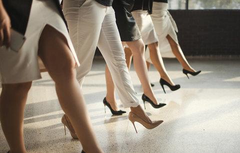 Vysoké podpatky: Stačí vědět, jaké si vybrat, a nebudete trpět!
