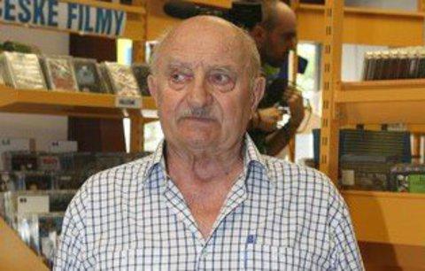Ztrápený Josef Somr (85): Den po narozeninách musel do nemocnice!