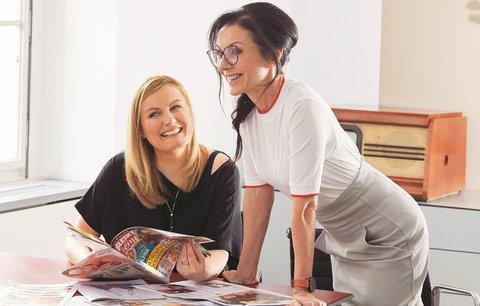 Dítě ošidit nemůžete, ale práci také ne, říkají Libuše Šmuclerová s Monikou Sokolovou