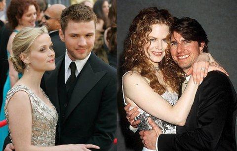 Rozvedli se, a přesto spolu vycházejí: Které hvězdné páry zvládly rozchod na jedničku?