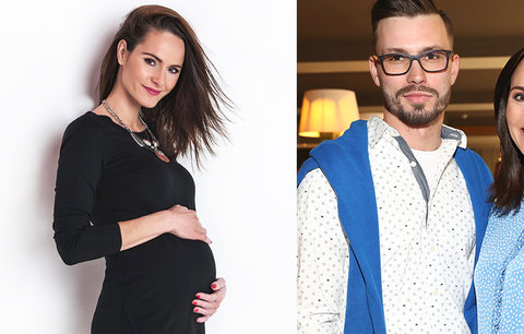 Těhotná moderátorka Novy Czadernová: Známí se diví, kde hodlám rodit!